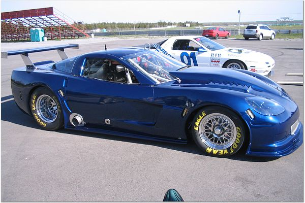 Renting A Race Car For Scca
